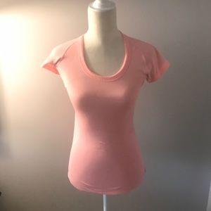 Lululemon Stretch Short Sleeve Shirt
